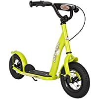 Bikestar SC-10-KK-01 - Patinete brillante, color verde