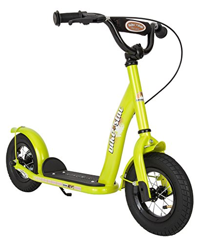 BIKESTAR sc-10-kk-01 Brilliant Scooter, grün