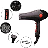 UNI CHOABHA Professional Stylish Hair Dryers For Womens And Men Hot And Cold DRYER 2000 W