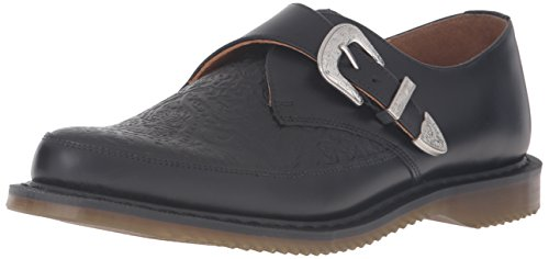 Dr.Martens Womens Martel Leather Shoes Black