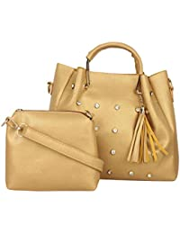 ba4f94641b55 Gold Women s Top-Handle Bags  Buy Gold Women s Top-Handle Bags ...