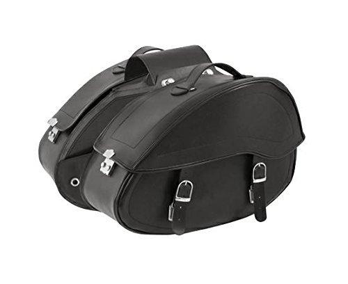 A-Pro Saddle Bags Bolas para motorista, soporta mucho peso, 50x 33x 20cm