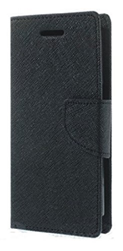 BKDT Marketing Leather look Flip Cover for MICROMAX Canvas A1  available at amazon for Rs.184