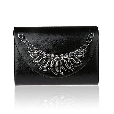 pwne L. In West Frauen'S Lässige Mode Handtaschen Bankettabendessen Tasche Black