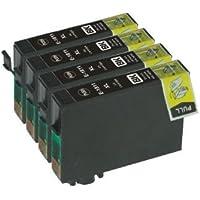 Prestige Cartridge Epson 18XL Cartucce d'Inchiostro Compatibile per Epson Expression