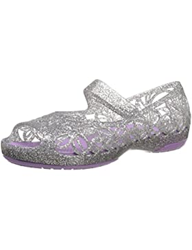 crocs Mädchen Isbelagltrfltps Closed-Toe Ballerinen