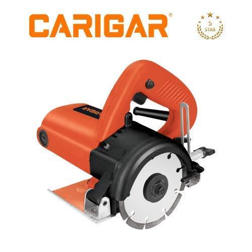 CARIGAR 5 Star 1240-Watt Marble Cutter, 4-inch/110 mm Model: 5S CM4SB, Orange