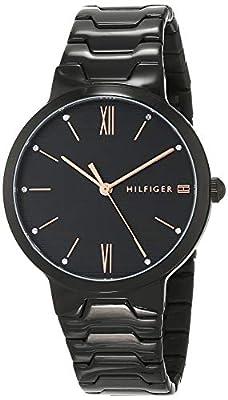Tommy Hilfiger Reloj Analógico para Mujer de Cuarzo con Correa en Acero Inoxidable 1781960