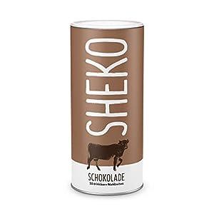 Diät-Shake Schoko   Schoko Mahlzeiten Ersatz Pulver   Ideal als Protein Shake & zum Abnehmen   Für 25 Portionen   Mit Vitaminen & Mineralstoffen