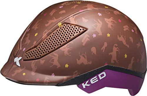KED Pina Helmet Kids Pferdefreunde Kopfumfang M   51-56cm 2019 Fahrradhelm
