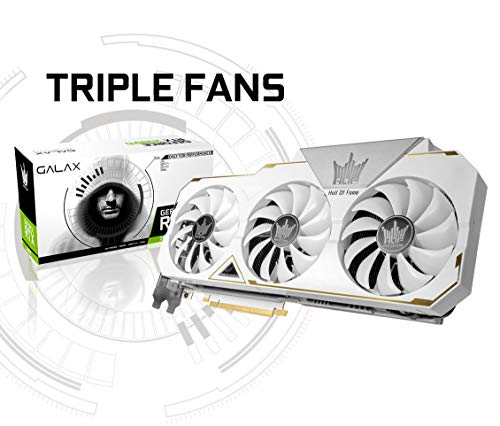 GALAX GeForce RTX 2080Ti HOF 11GB GDDR6 352-bit DP*3/HDMI/USB Type-C Graphics Card to Break Records