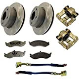 Complete Front Brake RBS Kit / 2 piece composite type