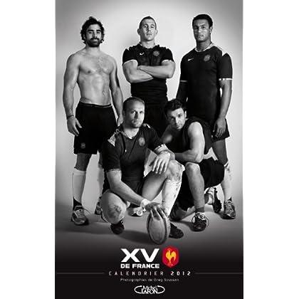 Calendrier XV de France 2012