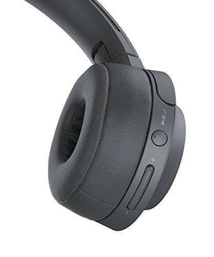 Sony WH-H800 Kabelloser High-Resolution Kopfhörer (Bluetooth, Headset-Funktion, bis zu 24 Stunden Akkulaufzeit, faltbar) - 2