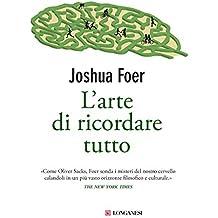 L'arte di ricordare tutto (Il Cammeo Vol. 542) (Italian Edition)