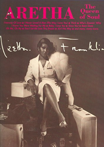 Aretha Franklin, The Queen Of Soul, Music Book For Piano And Vocal [Taschenbu...