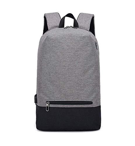 """Backpac Herren 15.6"""" Zoll Laptopk Groß Arbeit Notebookrucksack Nylon Wasserdicht Schultasche Office Business Rucksack Mit Laptopfach"""