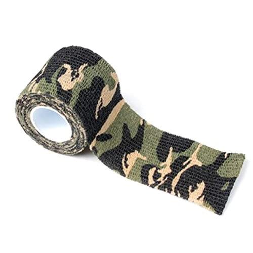 41sV7m%2BT2EL. SS500  - Beauty*Top*Picks New PracticaL Camping Camouflage Camo Hunting Stealth Tape Waterproof Wraps