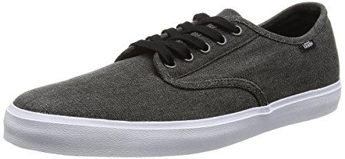 Vans Herren Aldrich Sf Sneaker Schwarz (washed/black)