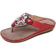 Sandali rossi per donna Heheja 65U3kRUKB1