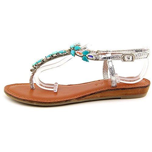 Matisse Tender Cuir Tongs silver