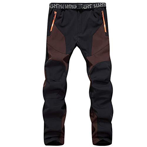Pantalones Trekking Hombre Pantalones Softshell Pantalones