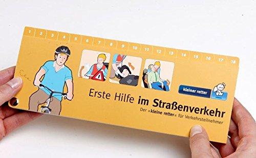 """Erste Hilfe im Straßenverkehr: Der """"kleine retter"""" für Verkehrsteilnehmer"""
