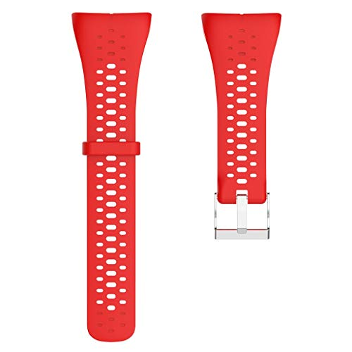 Boneng Polar M400 M430 Silikonband für Polar M400 M430 Sport Soft Silikonband Ersatzband Wuqy
