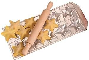 Imperia Moule à ravioli en forme d'étoile 10 emplacements