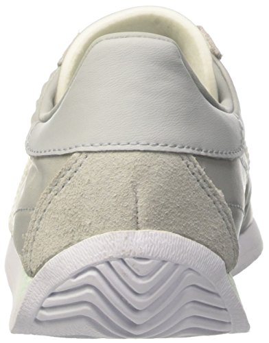 Adidas Country Og, Scarpe da Ginnastica Donna Bianco (Clear Onix/off White/ftwr White)
