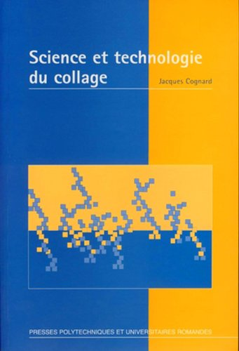 Science et tech du collage