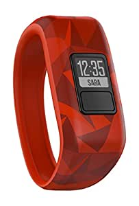 Garmin Vivofit Jr. Motivator and Activity Tracker - Broken Lava/Red