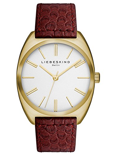 Liebeskind Berlin Damen-Armbanduhr Brand New Snake Analog Quarz LT-0011-LQ