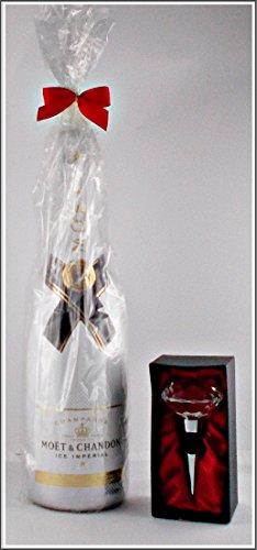 Champagner Moet & Chandon Ice Imperial limitiert (12 %VOL.-0,75 Liter) mit Flaschenverschluß
