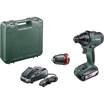 9f9610e28e9 Bosch 06039B5000 Perceuse-Visseuse Sans Fil AdvancedDrill 18 (avec  Batterie