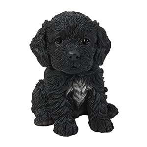Pet Pals Cockapoo Black Puppy Ornament: Amazon.co.uk