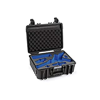B&W outdoor.cases type 5000 with DJI Ronin S Inlay - The Original