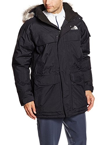 The North Face Herren Parkajacke McMurdo, tnf black, M, T0A8XZJK3