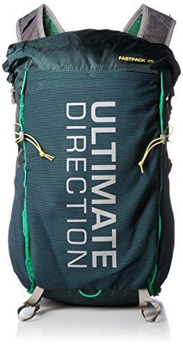 Ultimate Direction, zaino Fastpack 35 Color abete, Piccola/Media
