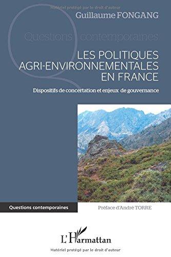 Les politiques agri-environnementales en France