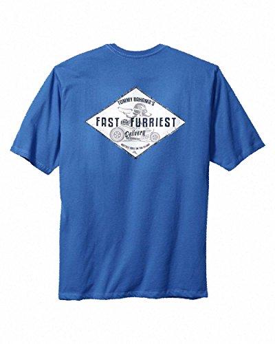 tommy-bahama-tb-consegna-veloce-e-la-furriest-medium-cobalto-vetro-maglietta
