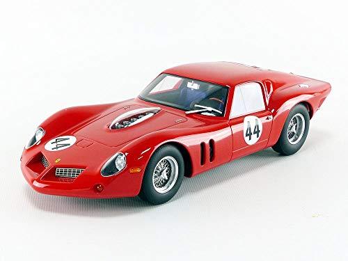 CMR-Coche en Miniatura de colección, cmr096, Rojo