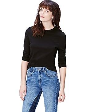 FIND Camiseta Basic Detail Para Mujer
