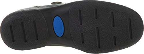 Cosyfeet Paradise Schuhe - Besonders geräumig / Extra Roomy (breite Passform M+ Euro / 5E+ Width Fitting UK) Petrol/Aqua, Leder