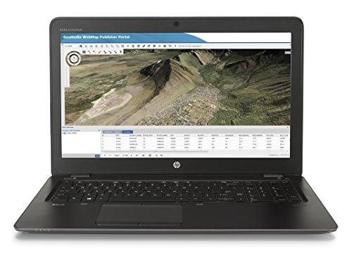 """HP ZBook 15u G3 2.5GHz i7-6500U 15.6"""" 1920 x 1080Pixeles Portátil Ultrabook"""