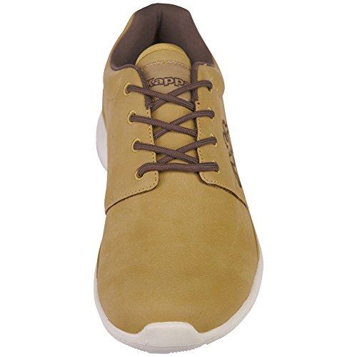 Kappa Unisex-Erwachsene Speed Ii Premium Low-Top Beige (4143 beige/offwhite)