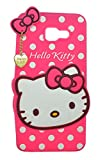 Cantra 3D Hello Kitty Back Cover For Samsung Galaxy J7 Prime – Pink