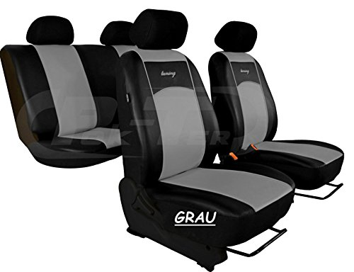 Exclusive, maßgefertigte Sitzbezüge in ECO-Leder 7 Farben