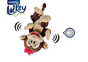 Chicos Friendimals Lolkey mono peluche interactivo (41256)