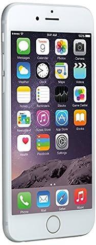Apple iPhone 6 Silber 64GB SIM-Free Smartphone (Zertifiziert und Generalüberholt)